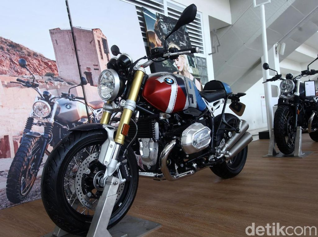 Deretan Moge Berharga Fantastis dari BMW