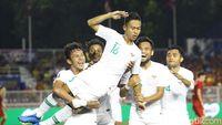 Vietnam Vs Indonesia: Garuda Muda Kalah 1-2