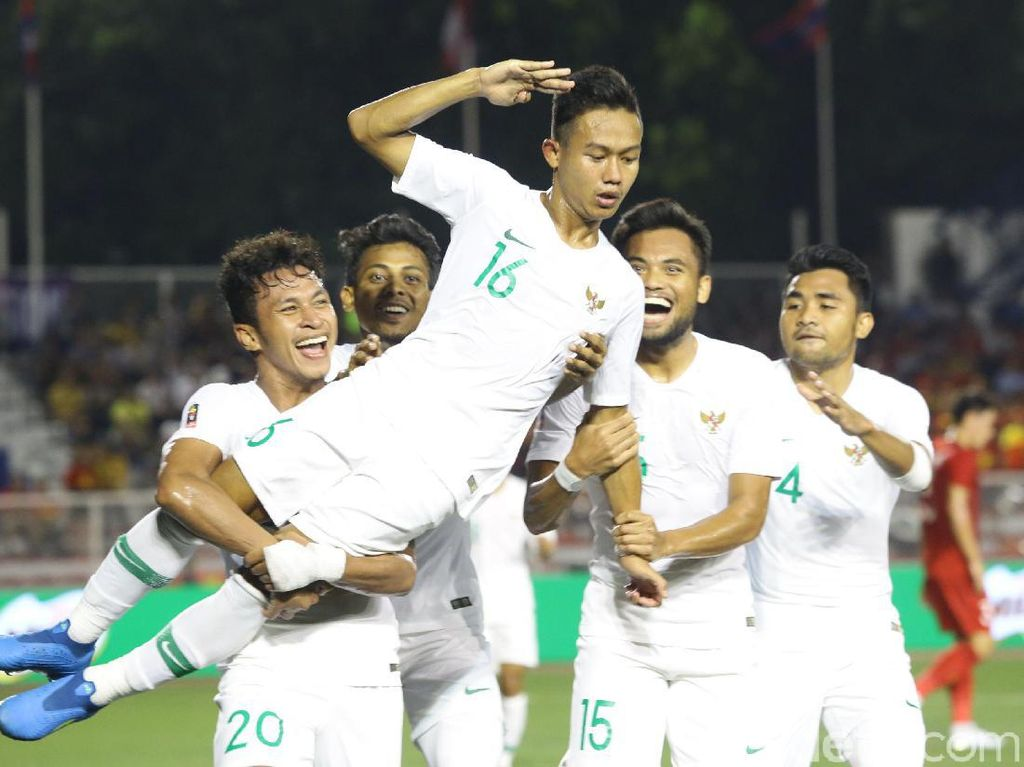 Preview Indonesia Vs Laos: Segel Tiket Semifinal!