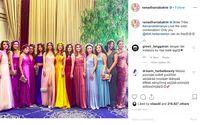 Cantik Pakai Gaun Karya Didit Prabowo, Nia Ramadhani Beri Pujian Selangit