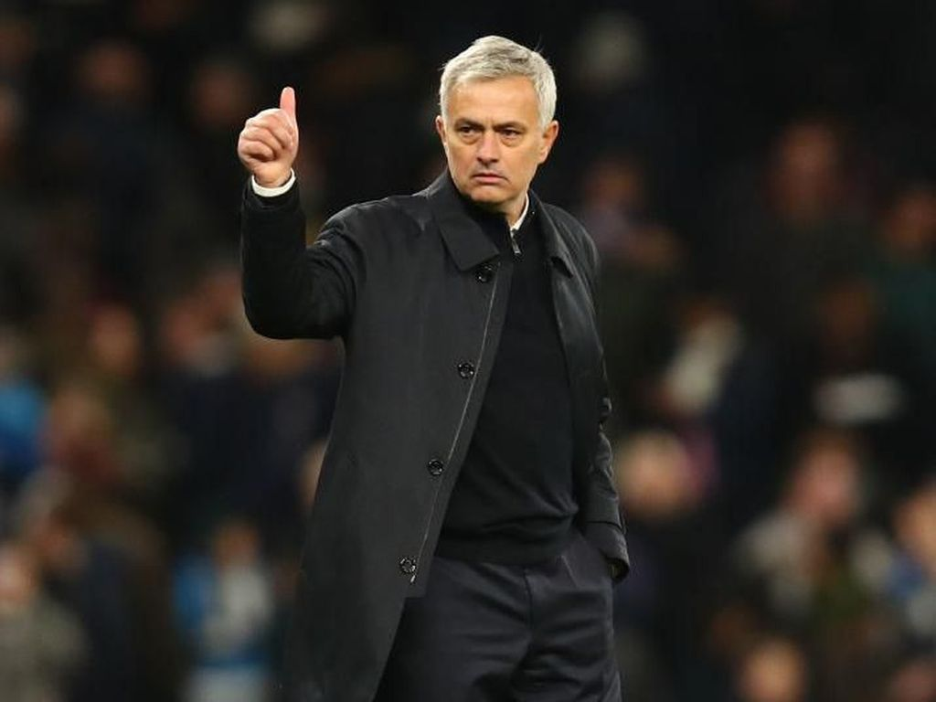 Menang Lagi, Daya Juang Tottenham Dipuji Mourinho