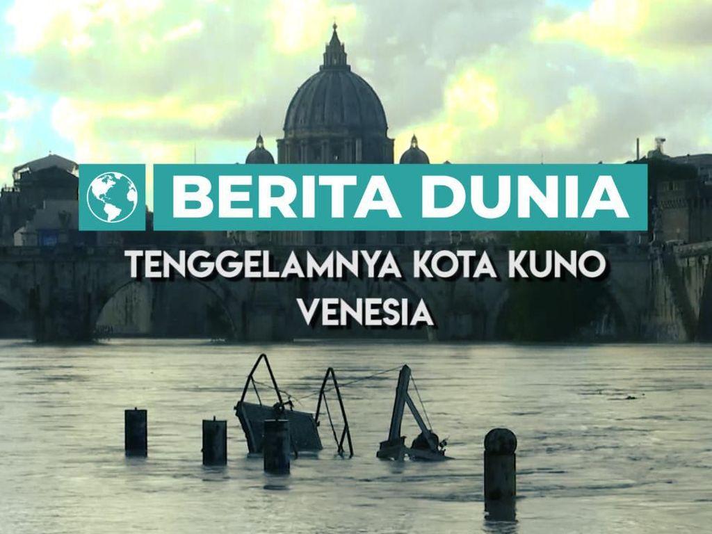 Berita Dunia: Tenggelamnya Kota Kuno Venesia