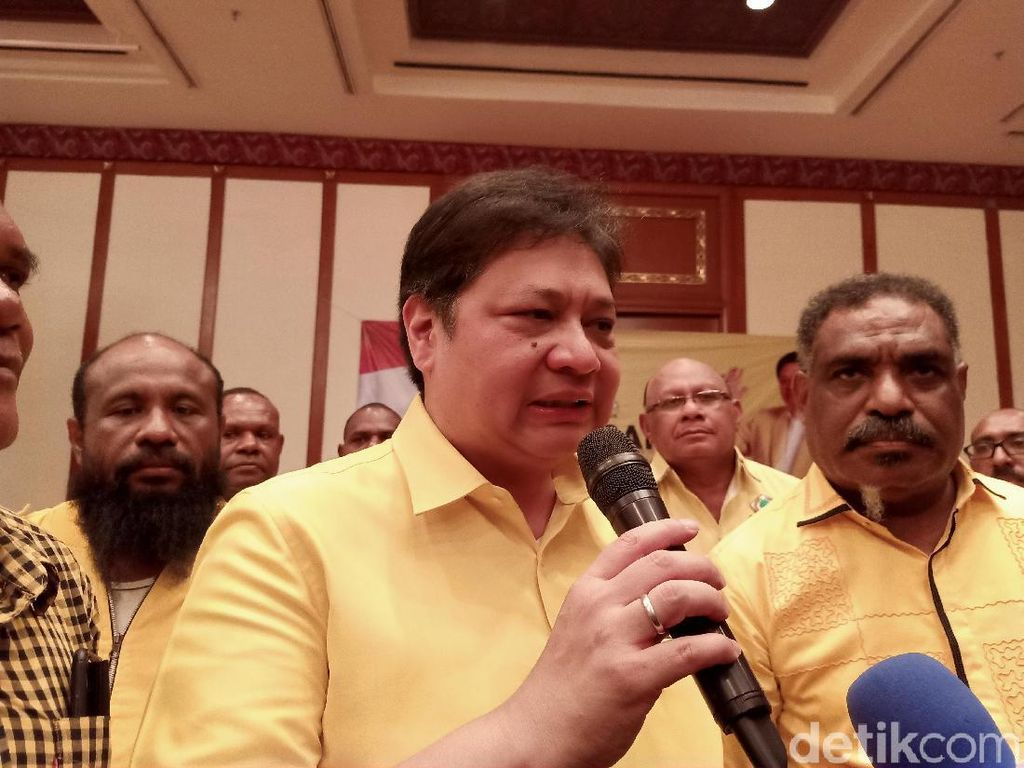 Munas Golkar Bakal Dibuka Presiden Jokowi dan Ditutup Wapres Maruf