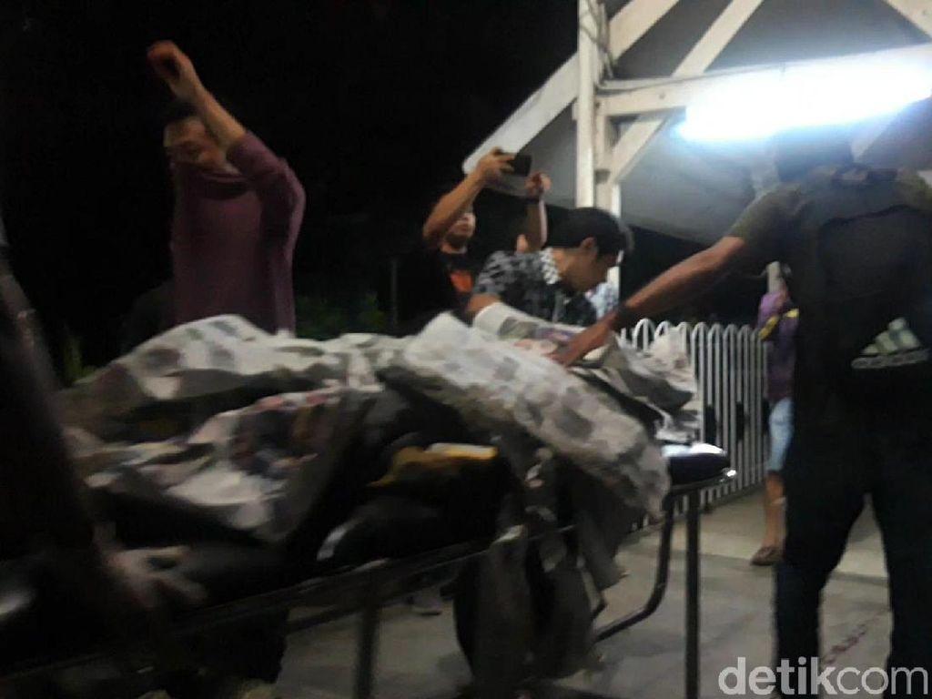 DOR! Dua Kurir Sabu Jaringan Malaysia Ditembak Mati