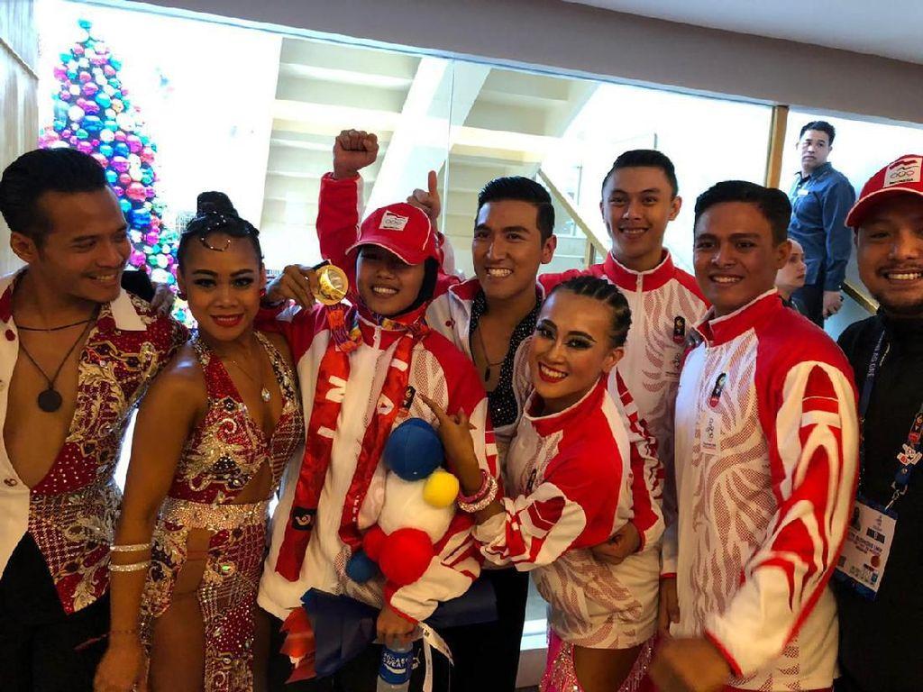 Dance Sport Cabang Ekshibisi SEA Games 2019, Emas Indonesia Tak Masuk Hitungan