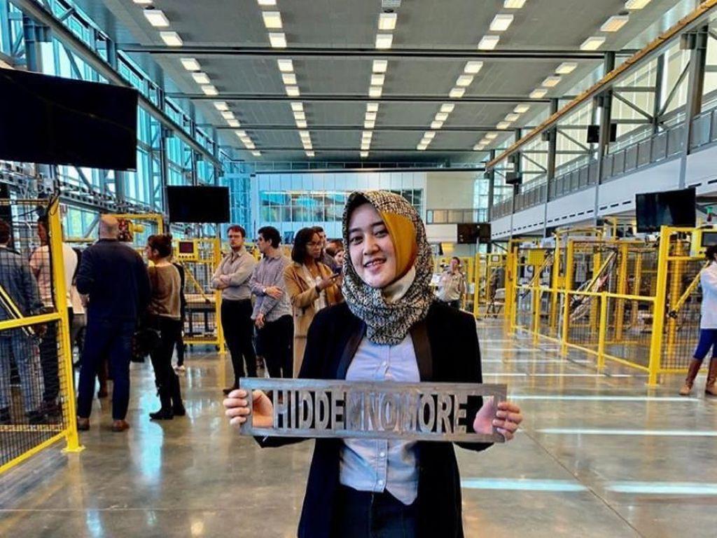 Kenalan Nih, Wanita Usia 26 Tahun yang Jaga Orbit Satelit Milik BRI