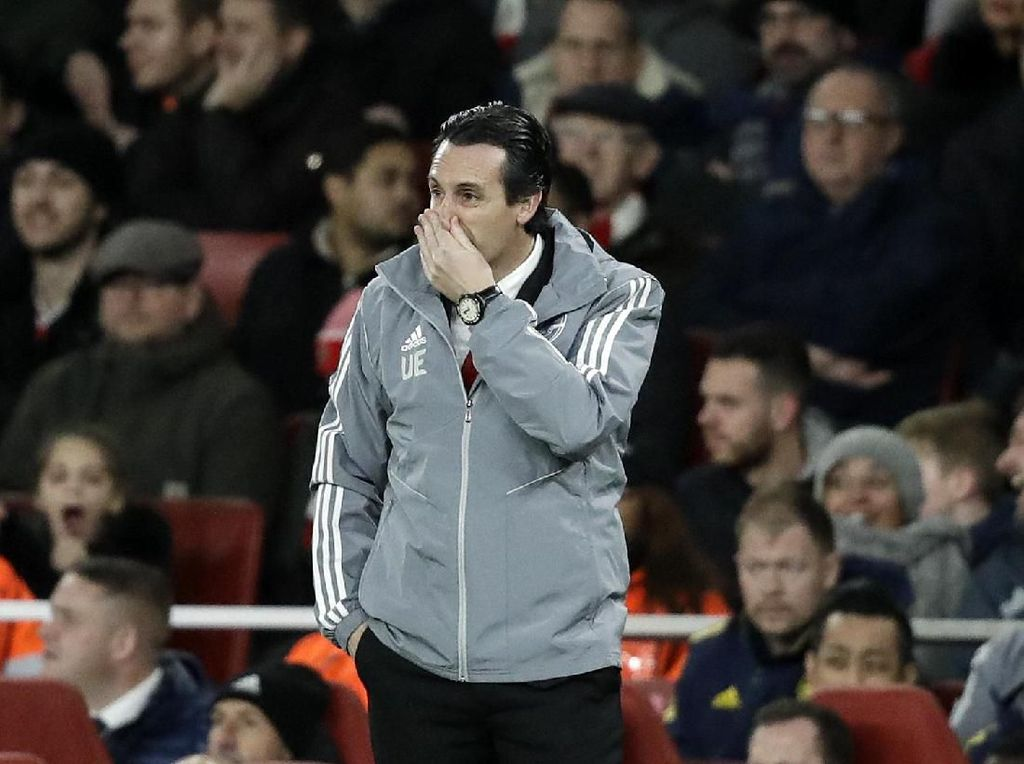 Emery Dipecat Demi Menyelamatkan Arsenal