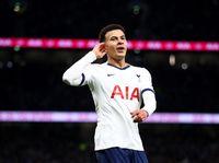 Muka Bete Dele Alli Usai Tottenham Ditahan Fulham