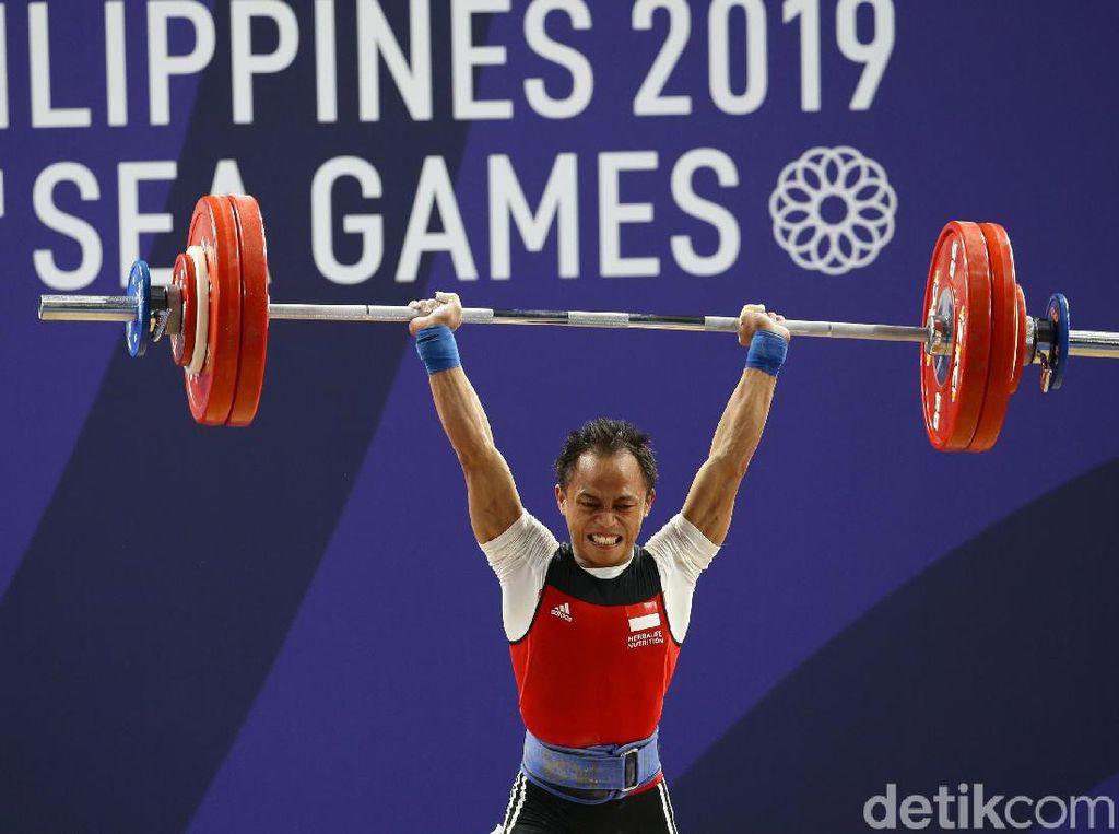 Surahmat Raih Perunggu di SEA Games Terakhirnya
