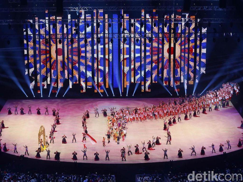 Kemeriahan Pembukaan SEA Games 2019