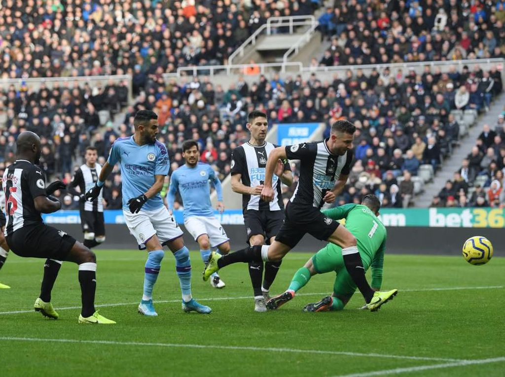 Link Live Streaming Manchester City Vs Newcastle United
