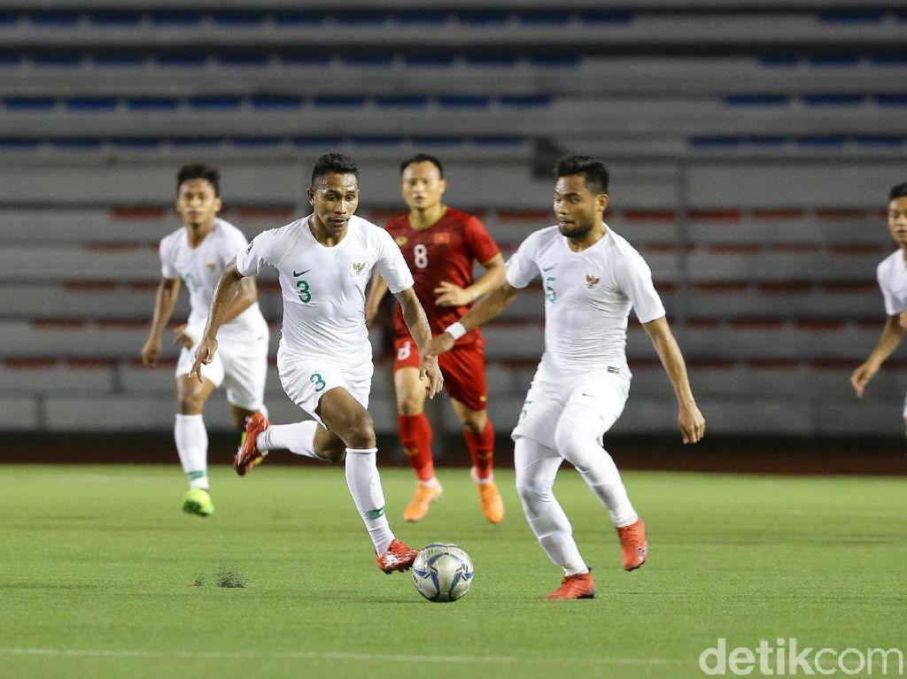 Klasemen Grup B Sepakbola SEA Games 2019: Indonesia Ketiga