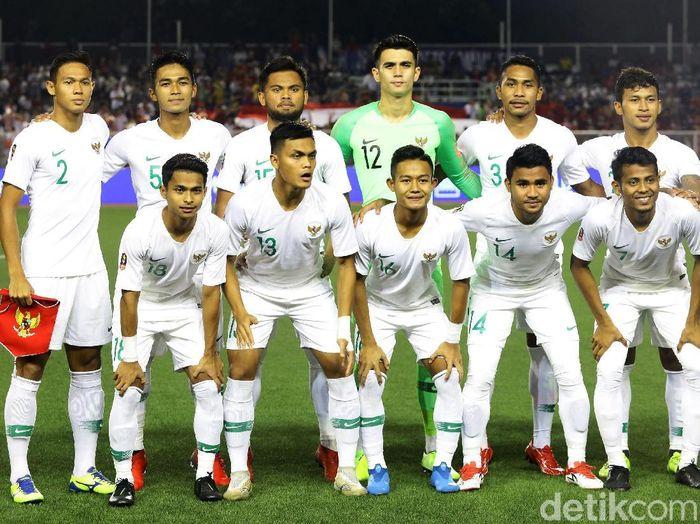 Timnas Indonesia U-22 bisa memanfaatkan kerapuhan Burnei Darussalam di babak kedua. (Foto: Grandyos Zafna/detikcom)