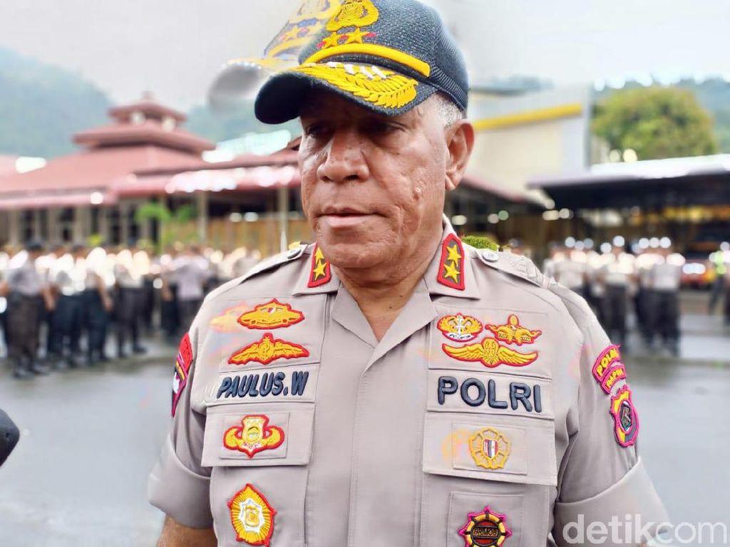 Kontak Tembak di Intan Jaya Papua, Dua Anggota KKB Tewas