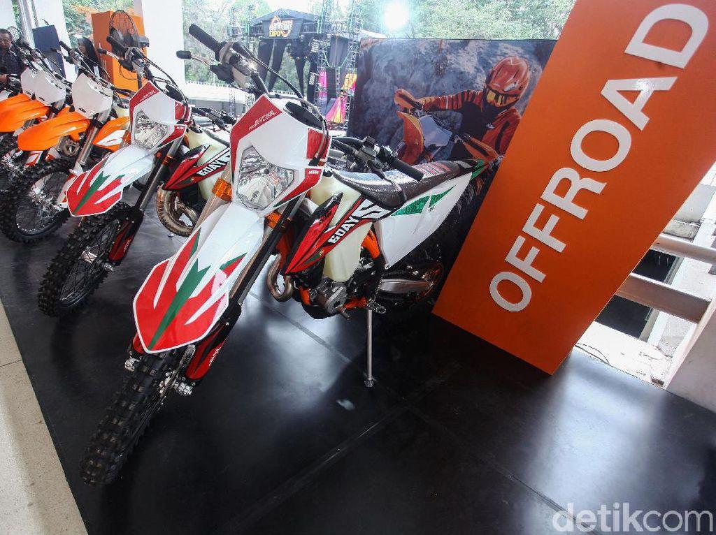 Tampang Motor Terabas Terbaru KTM