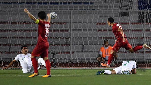 Vietnam berharap bisa memutus tren buruk di final SEA Games.