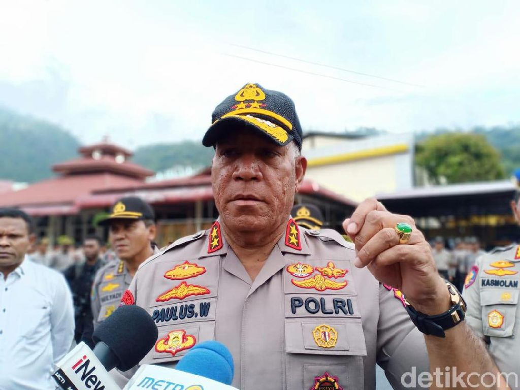 Kapolda Papua: KKB Diduga Aniaya Sipil di Intan Jaya, Kita sedang Evakuasi