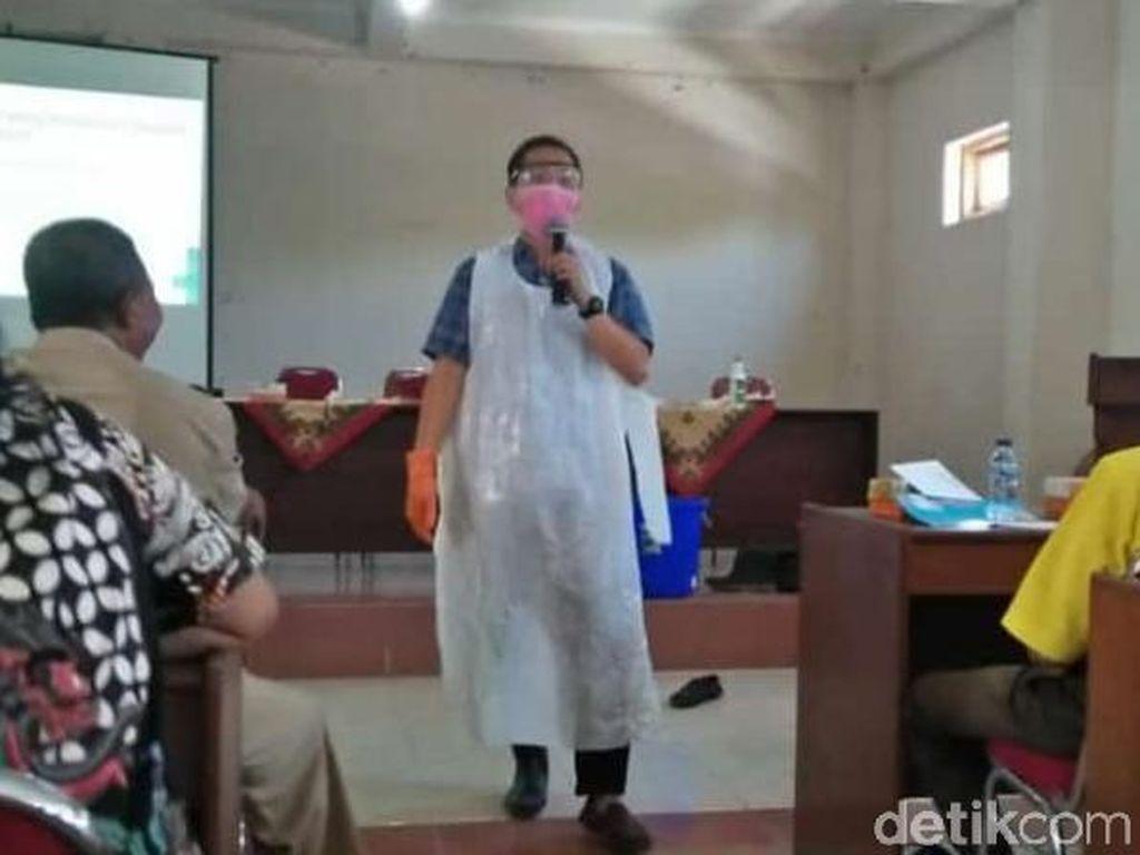 Pelatihan Pemulasaraan Jenazah ODHA di Klaten Sasar Lintas Agama