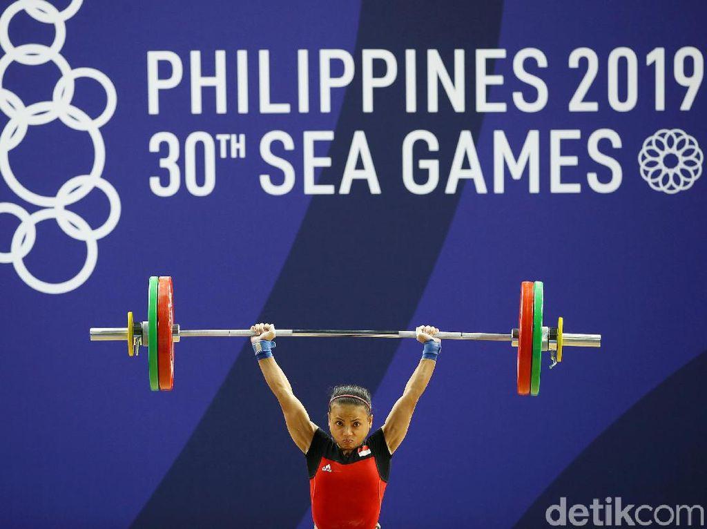 Topan Kammuri Menuju Filipina, Kontingen SEA Games 2019 Diminta Waspada
