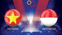 Live Report: Vietnam Vs Indonesia