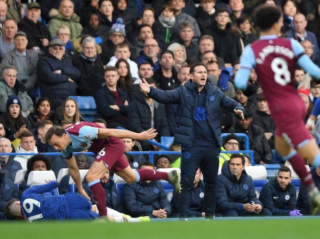 Lampard: Absennya Tammy Abraham Bukan Penyebab Utama Chelsea Kalah