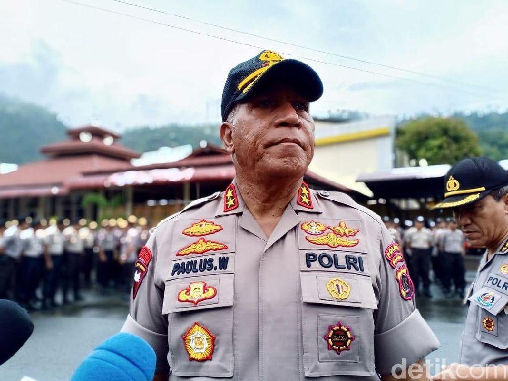 Kapolda Papua Pastikan Tak Ada Perayaan HUT OPM Hari Ini