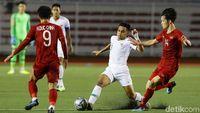 Garuda Muda Kalah, Pelatih Vietnam: Indonesia Kalah Fisik