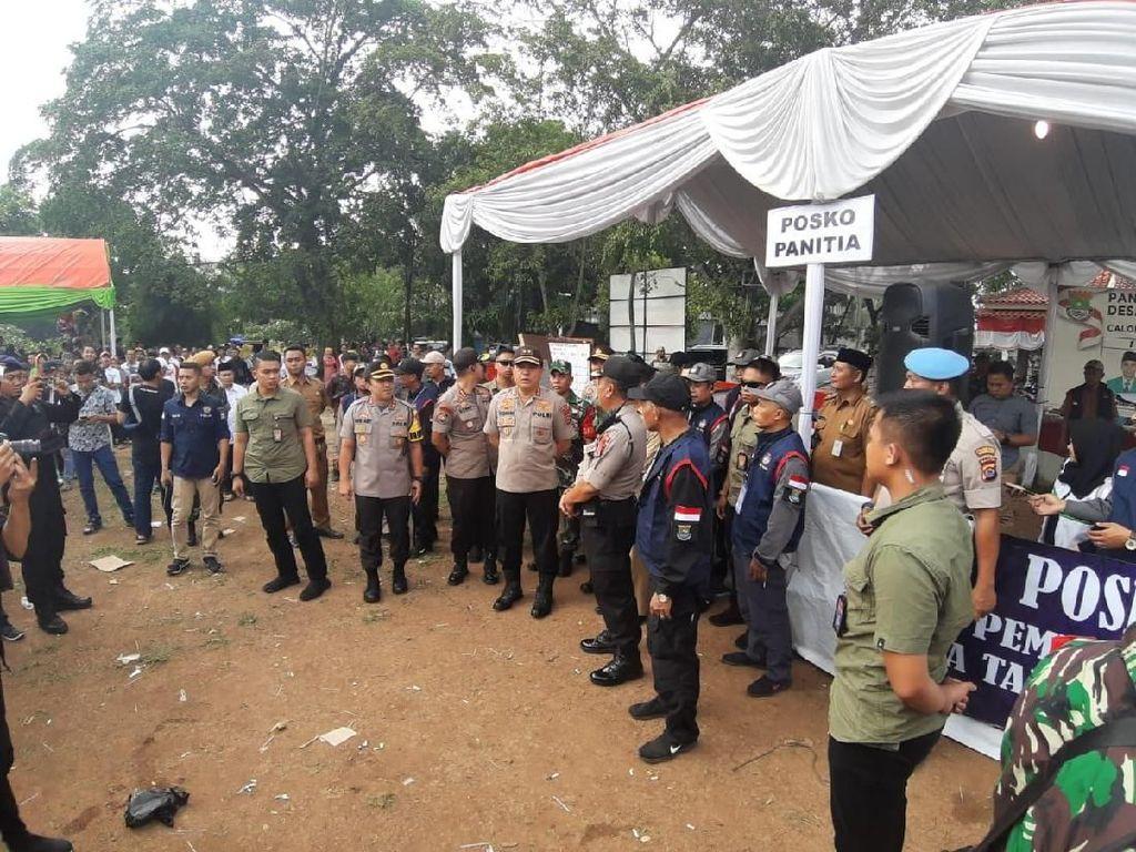Kapolda Banten: Pelaksanaan Pilkades di 153 Desa Kabupaten Tangerang Lancar