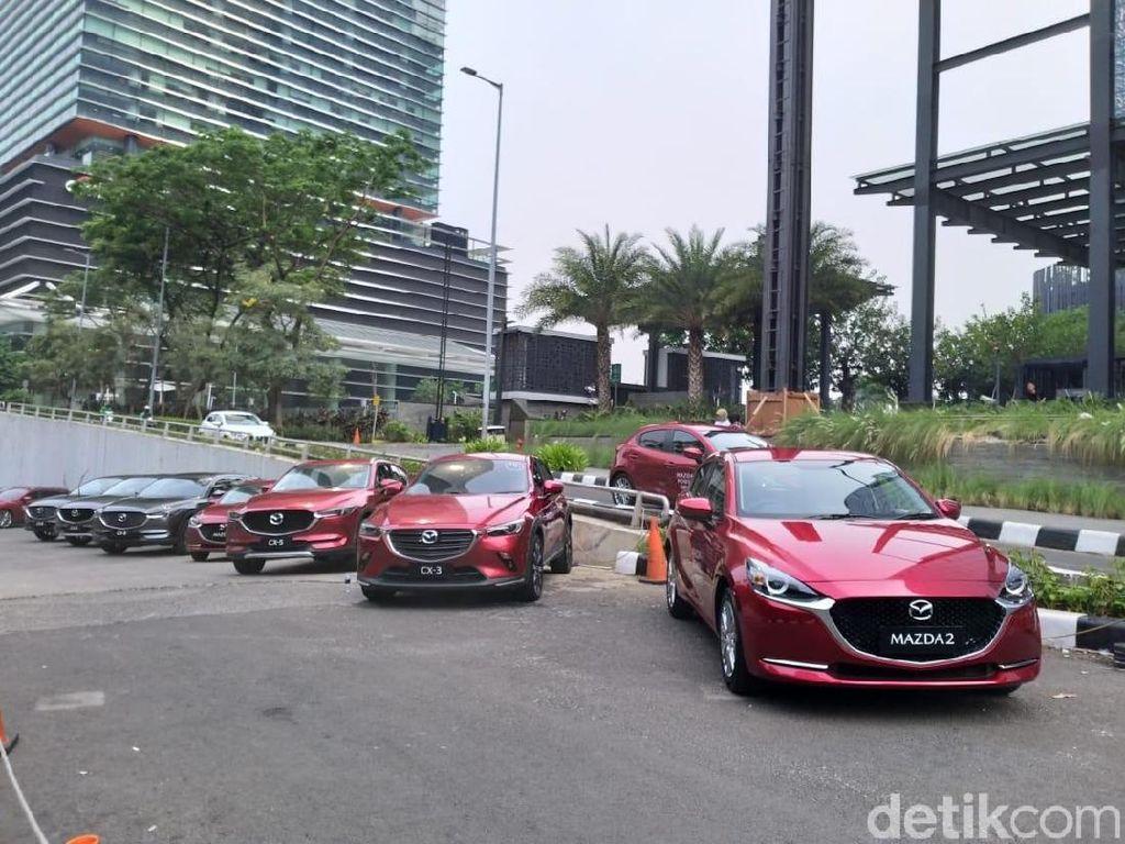 Daftar Mobil yang Dirilis di Indonesia Sepanjang Tahun 2020