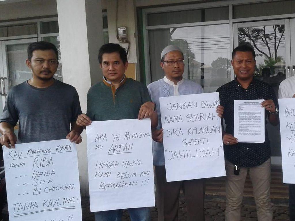 Kampoeng Kurma Harus Kembalikan Rp 1,4 M ke Korban!