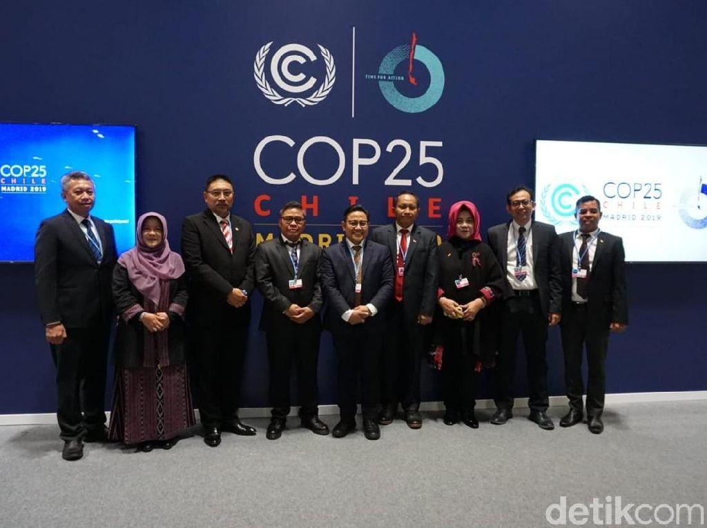 Cak Imin: RI Harus Ikut Tentukan Kewajiban Dunia di Konferensi Perubahan Iklim