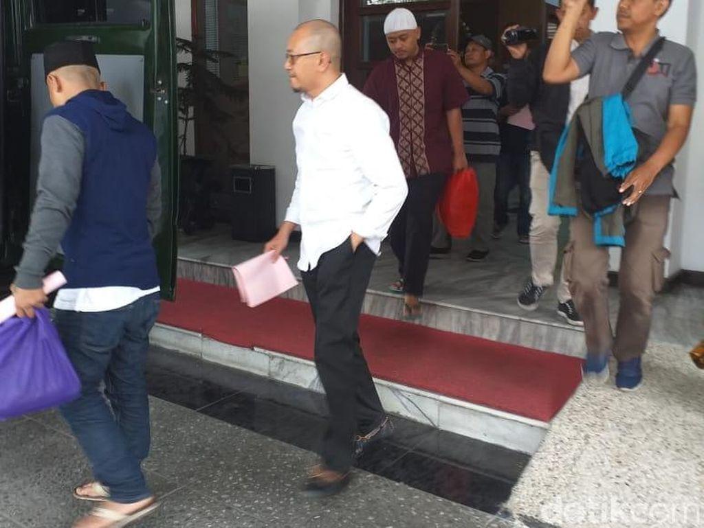 Kejari Bandung Tahan Tersangka Pemalsuan Surat Waris