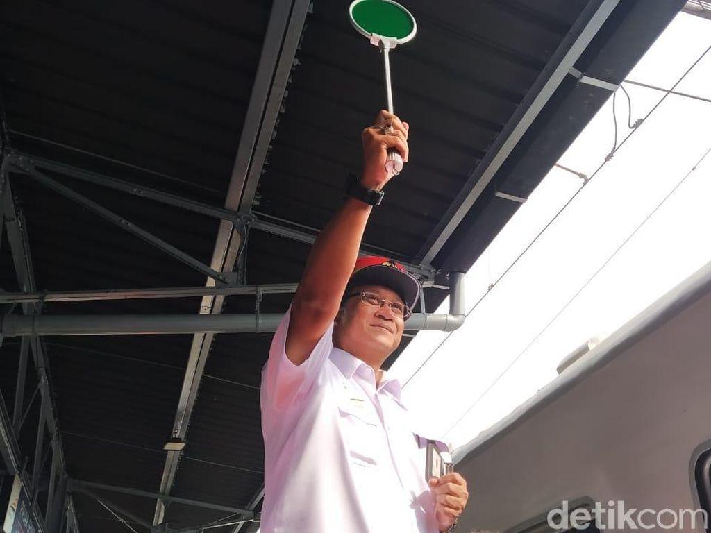 KA Dharmawangsa Diluncurkan, Jadi Alternatif Warga ke Jateng-Jatim