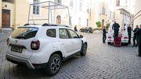Mobil Sederhana untuk Paus Fransiskus