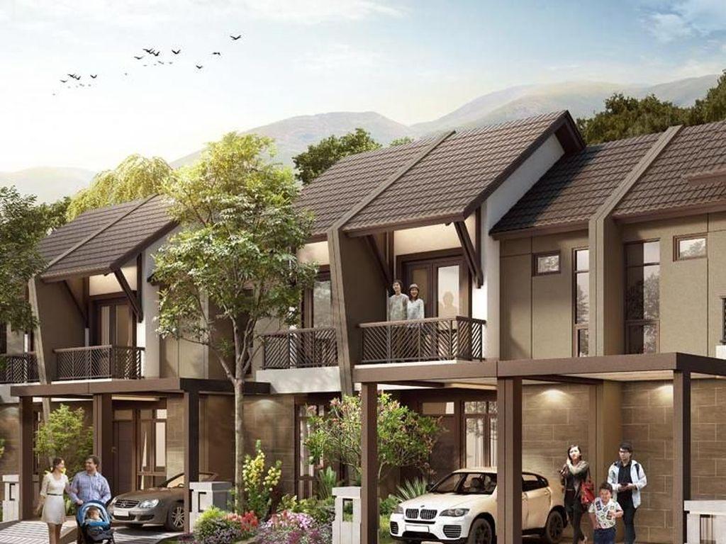 Rumah 2 Lantai Hanya Rp 900 Jutaan di Bandung