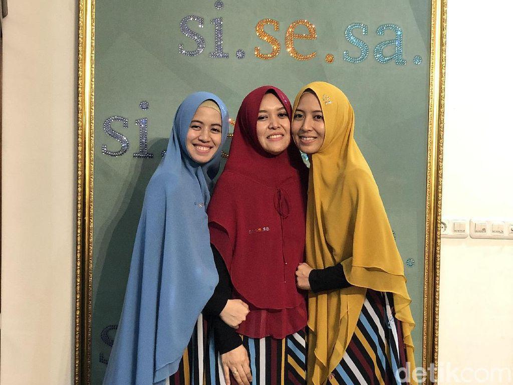 Si.Se.Sa. Ungkap Alasan Rilis Baju Muslim Syari untuk Liburan