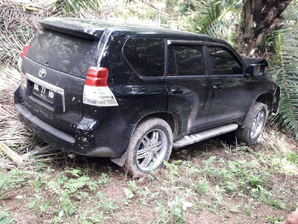 Polisi Tangkap Pembunuh Hakim PN Medan