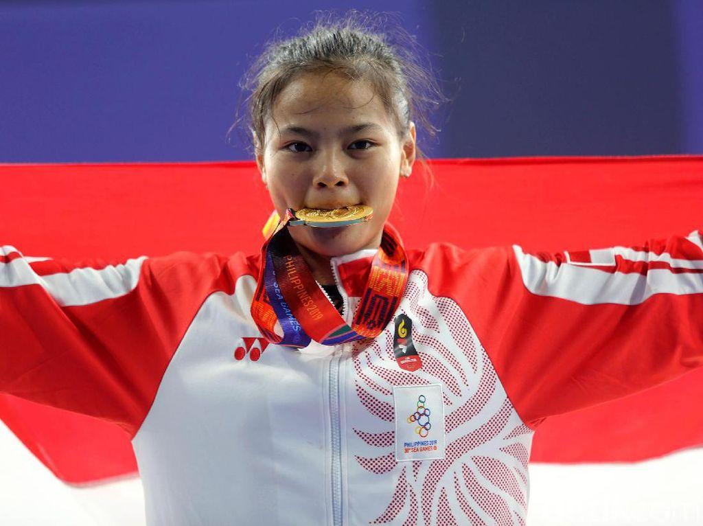 Emas SEA Games Sudah, Windy Alihkan Fokus Kejar Tiket Olimpiade