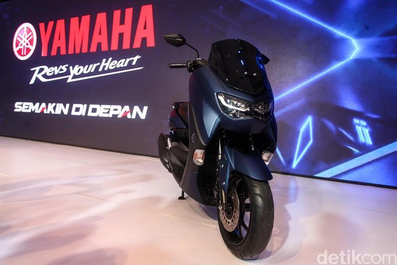 Yamaha Nmax 2020. Foto: Rifkianto Nugroho