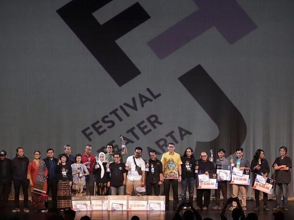5 Grup Teater Terbaik di Festival Teater Jakarta 2019