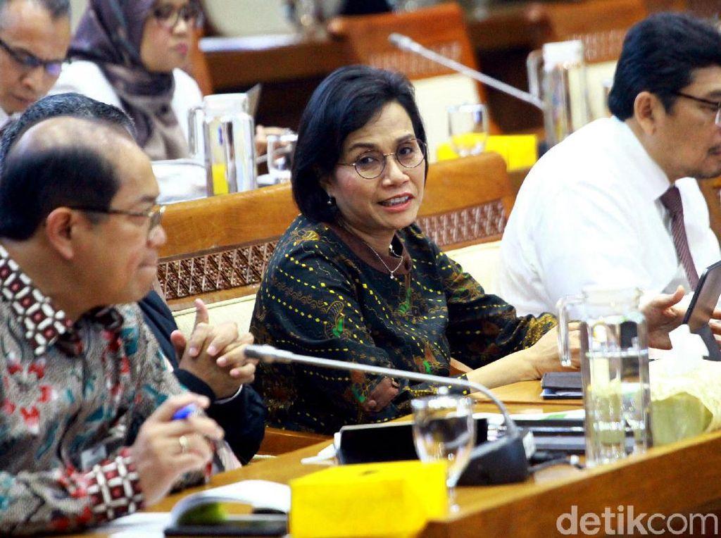 Sri Mulyani dan Komisi XI Bahas Suntikan Modal BUMN