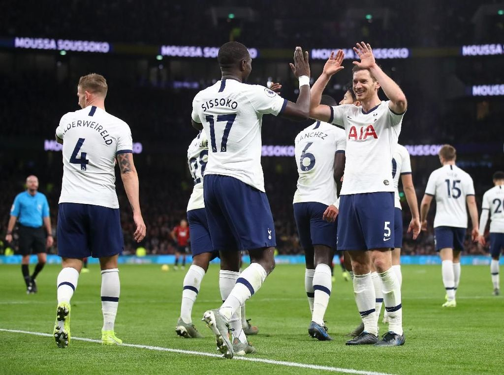 Klasemen Liga Inggris: Liverpool Masih Teratas, Tottenham ke Lima Besar