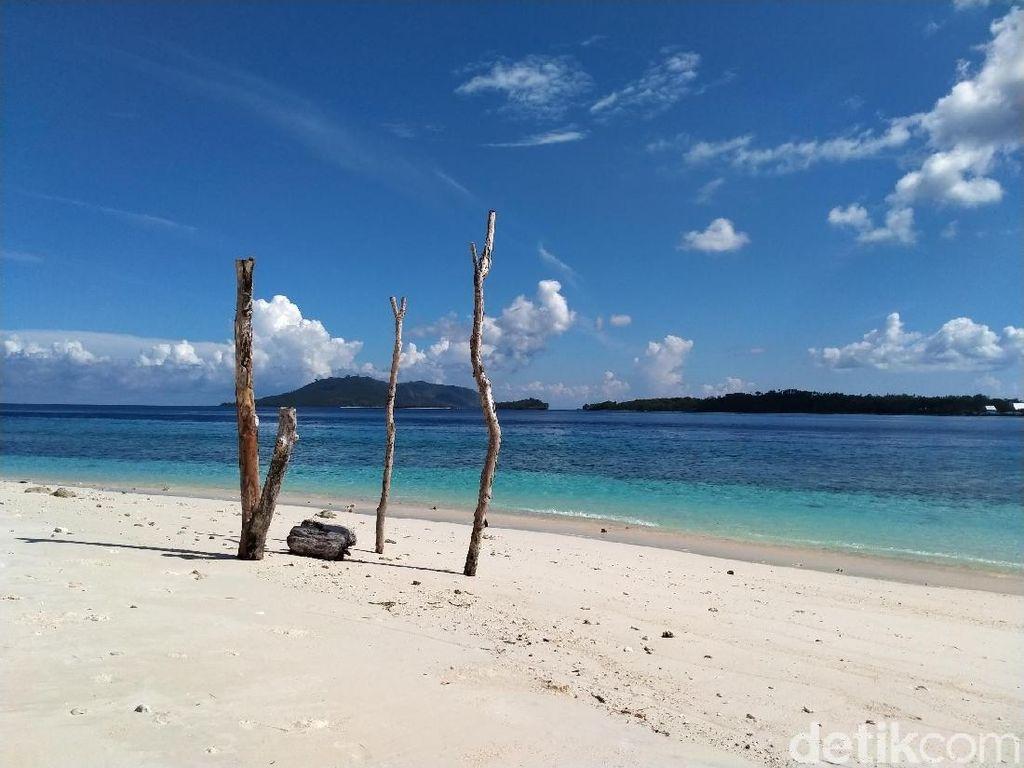 Merasakan Gili Trawangan di Sulawesi Utara