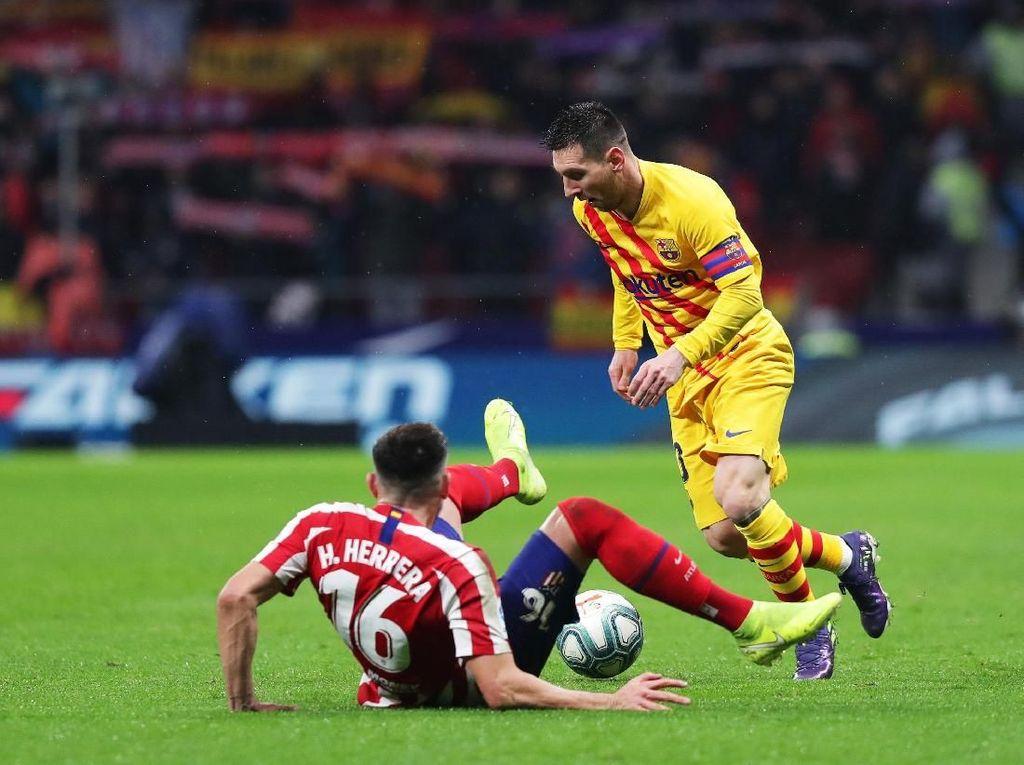 Karena Messi adalah Berkah Buat Barcelona di Laga-laga Ketat