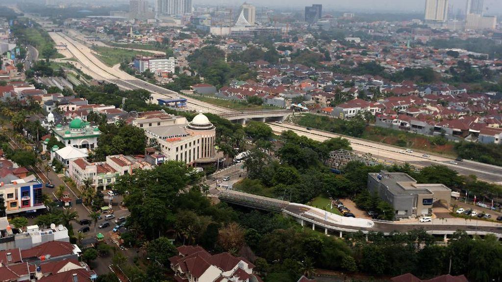 Hunian Vertikal di Daerah Penyangga Ibu Kota