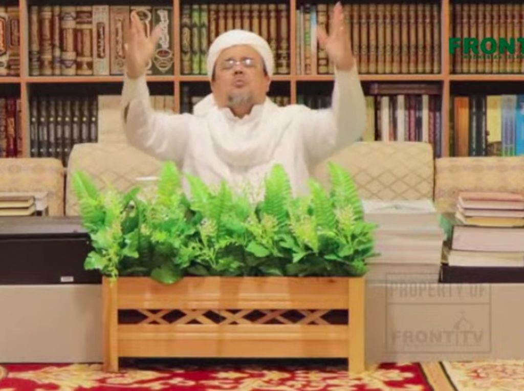 Dubes Ungkap Syarat Habib Rizieq Bisa Pulang Cepat