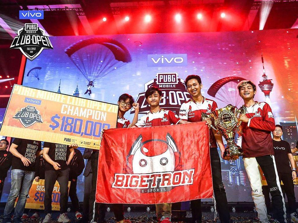 Indonesia Juara Turnamen Dunia PUBG Mobile, Sabet Rp 2,5 Miliar