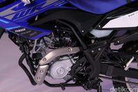 Mesin Yamaha WR 155R.