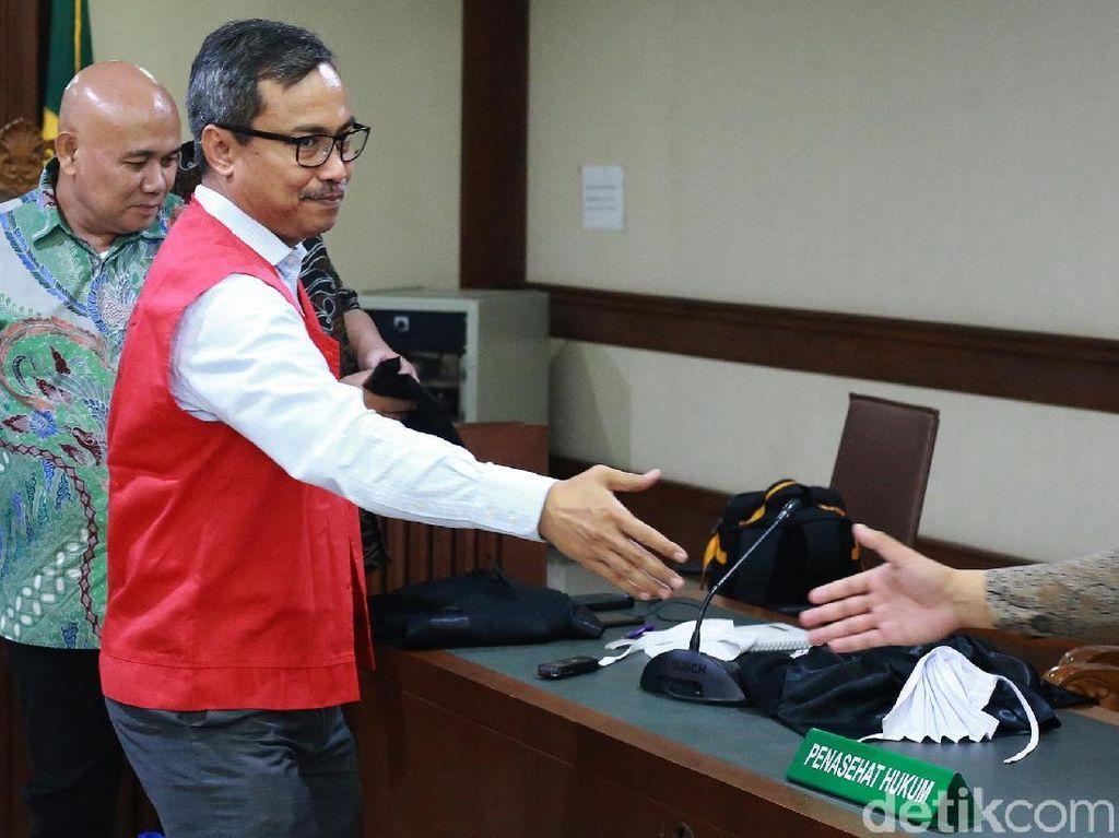 Sesal Eks Pengacara Tommy Winata Sabet Hakim di Persidangan