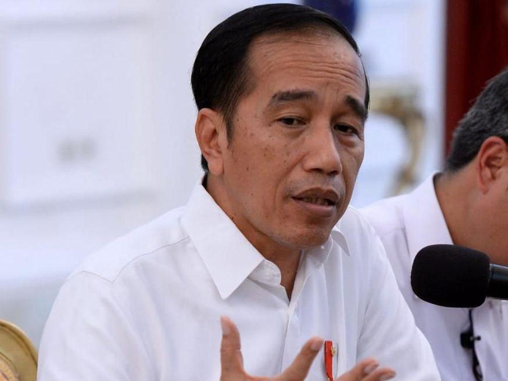 Jokowi Cerita Pro-Kontra Para Menteri hingga Akhirnya Putuskan Larang Mudik